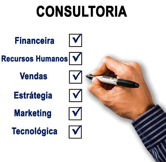 Tipos de consultoria empresarial